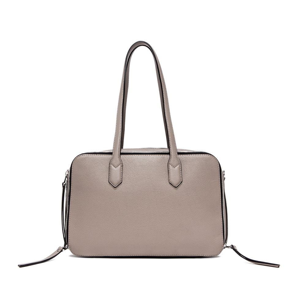 GIANNI CHIARINI: BORSA  A  MANO  SPORTY  NEW  MEDIUM  BEIGE