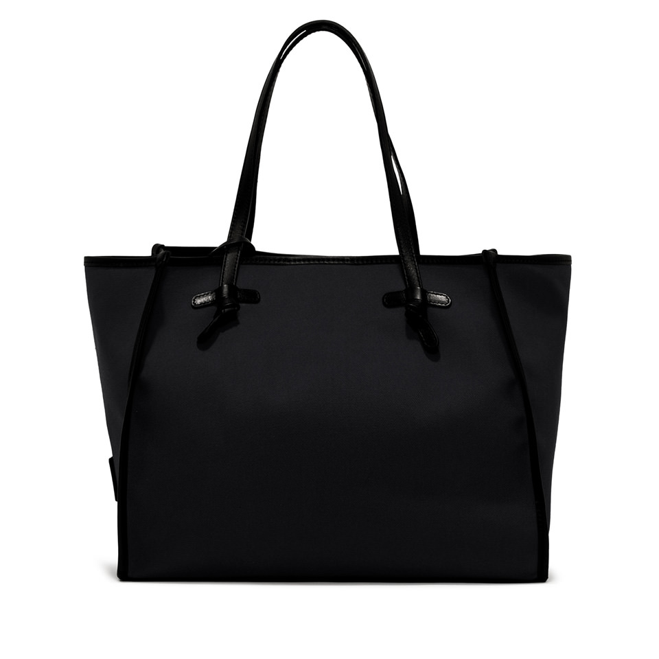 GIANNI CHIARINI: MARCELLA  MEDIUM  BLACK  SHOULDER BAG