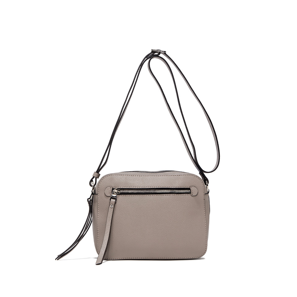 GIANNI CHIARINI: SPORTY  NEW  SMALL  BEIGE  CROSS  BODY  BAG