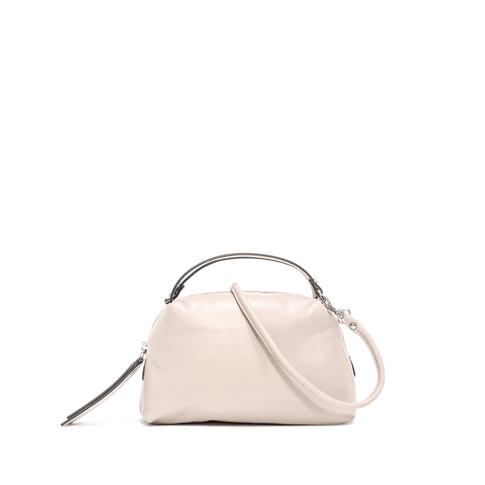 GIANNI CHIARINI: SMALL ALIFA HAND BAG COLOR PINK