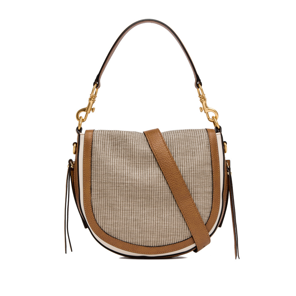 GIANNI CHIARINI: MEDIUM SIZE IRIS SHOULDER BAG COLOR BEIGE