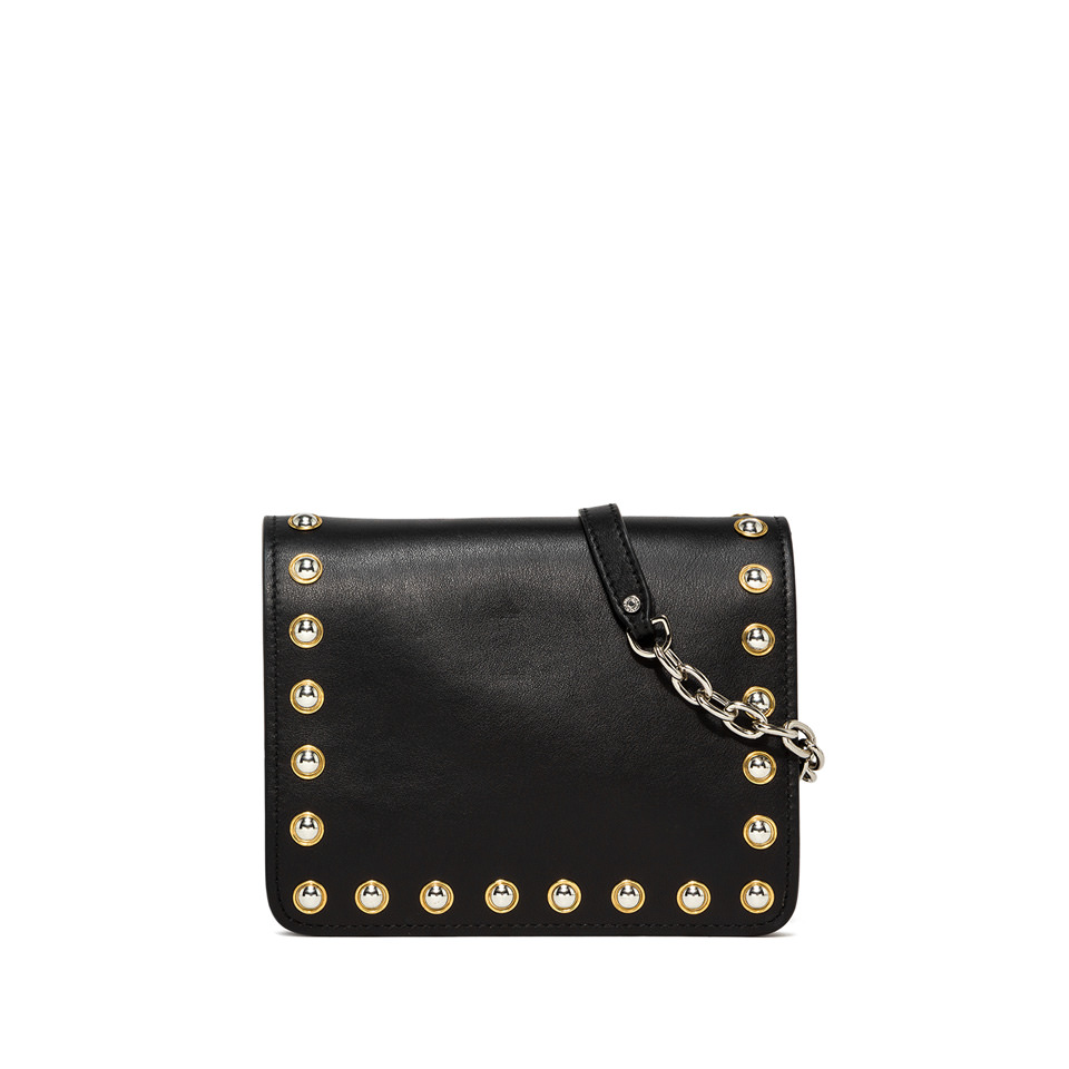 GIANNI CHIARINI: POCHETTE DAKOTA SMALL NERA