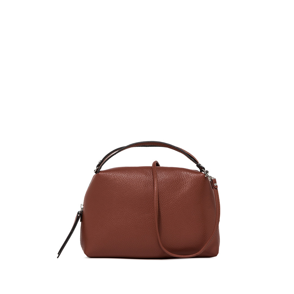 GIANNI CHIARINI: MEDIUM SIZE ALIFA CROSSBODY BAG COLOR RED