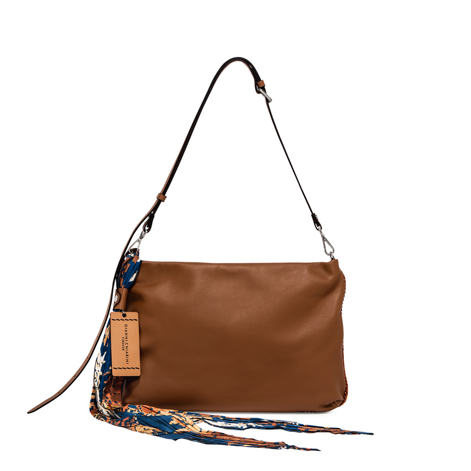 GIANNI CHIARINI: MEDIUM-SIZE TRACOLLINE CROSSBOSY BAG