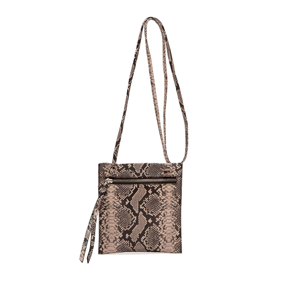 GIANNI CHIARINI: BORSA MINI POLLY MEDIUM BEIGE