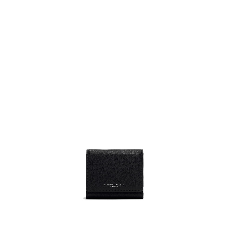 GIANNI CHIARINI: WALLETS ESSENTIAL OASI SMALL BLACK