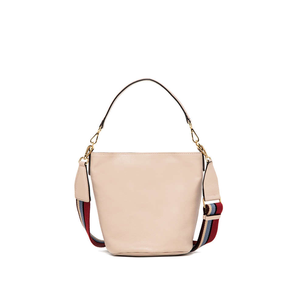 GIANNI CHIARINI: SECCHIELLO JACKY BUCKET NEW MEDIUM NUDE