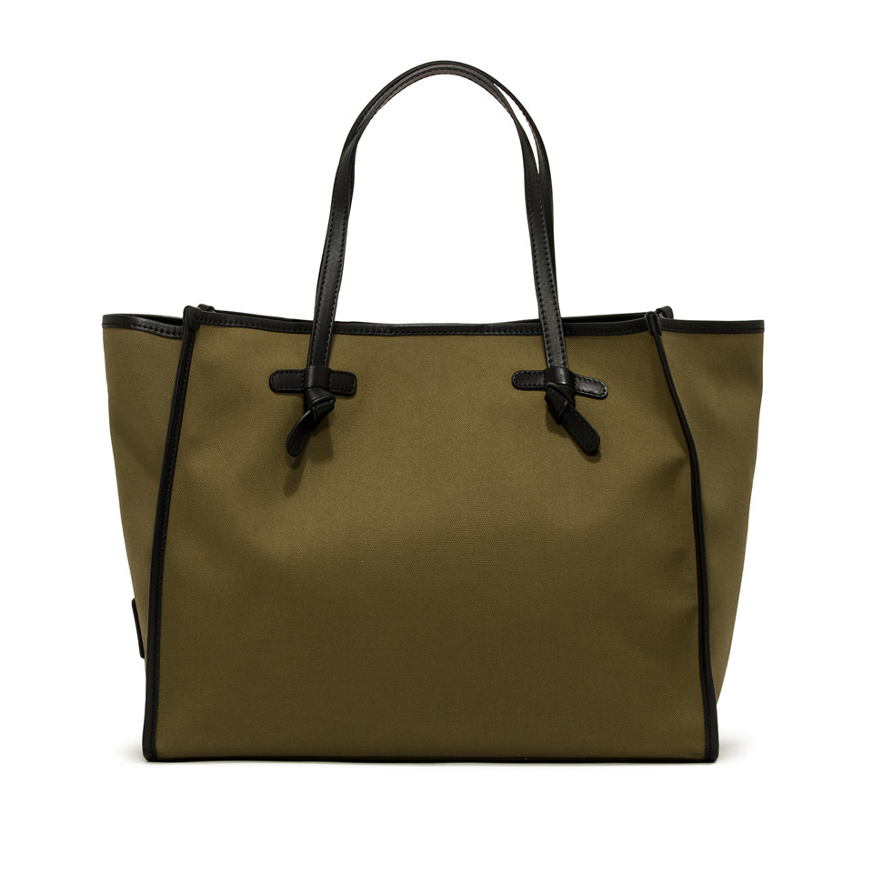 GIANNI CHIARINI: MARCELLA HANDBAG MEDIUM GREEN