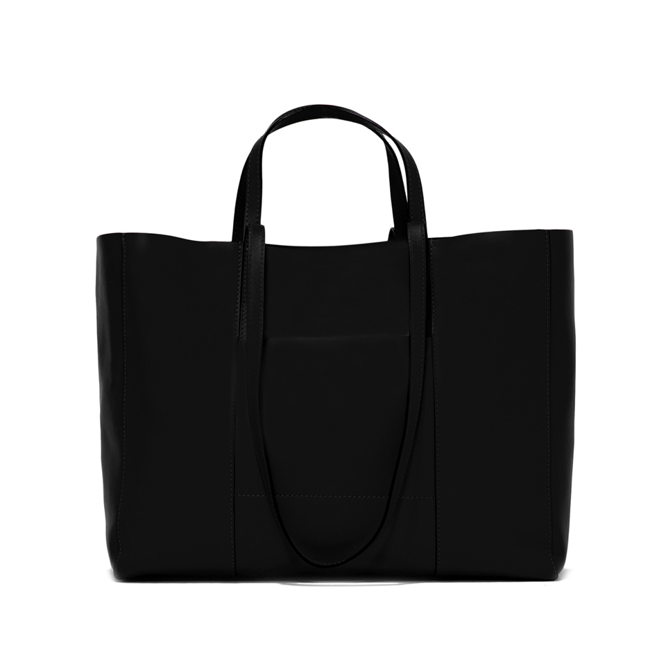 GIANNI CHIARINI: SHOPPING SUPERLIGHT LARGE NERA