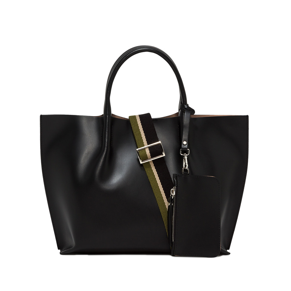 GIANNI CHIARINI: SHOPPING TWENTY BIC LARGE NERA