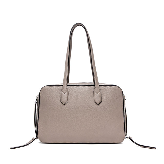 GIANNI CHIARINI: SPORTY  NEW  MEDIUM  BEIGE  HANDBAG