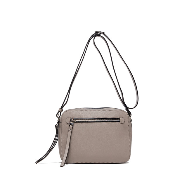 GIANNI CHIARINI SPORTY  NEW  SMALL  BEIGE  CROSS  BODY  BAG