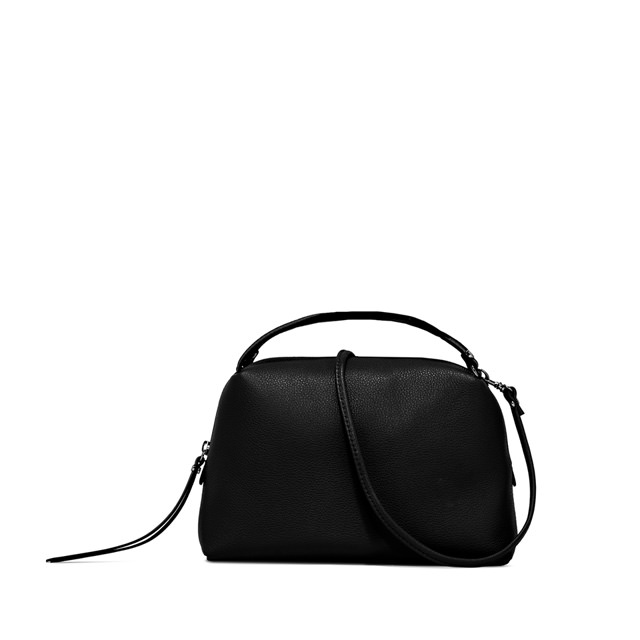 GIANNI CHIARINI: MEDIUM SIZE ALIFA HAND BAG COLOR BLACK