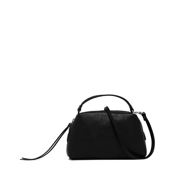GIANNI CHIARINI: SMALL SIZE ALIFA HAND BAG COLOR BLACK