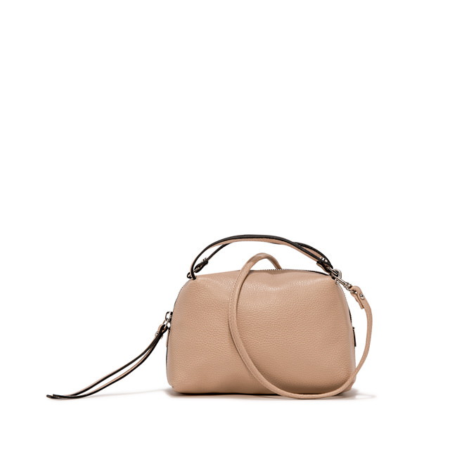 GIANNI CHIARINI: SMALL SIZE ALIFA HAND BAG COLOR PINK