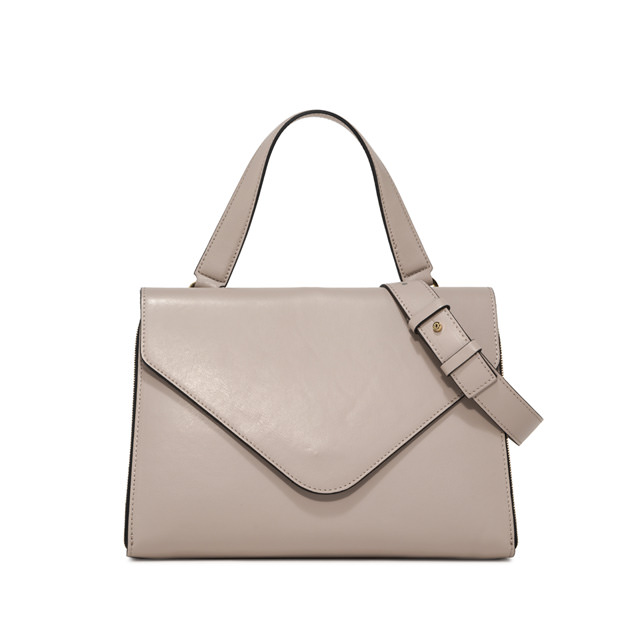 GIANNI CHIARINI GRETA MEDIUM BEIGE HANDBAG