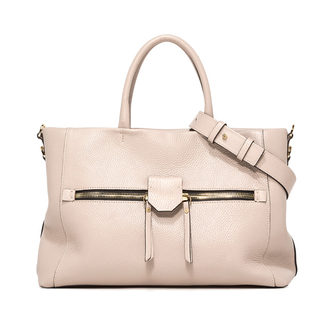 GIANNI CHIARINI LARGE SIZE MARICA HAND BAG COLOR PINK
