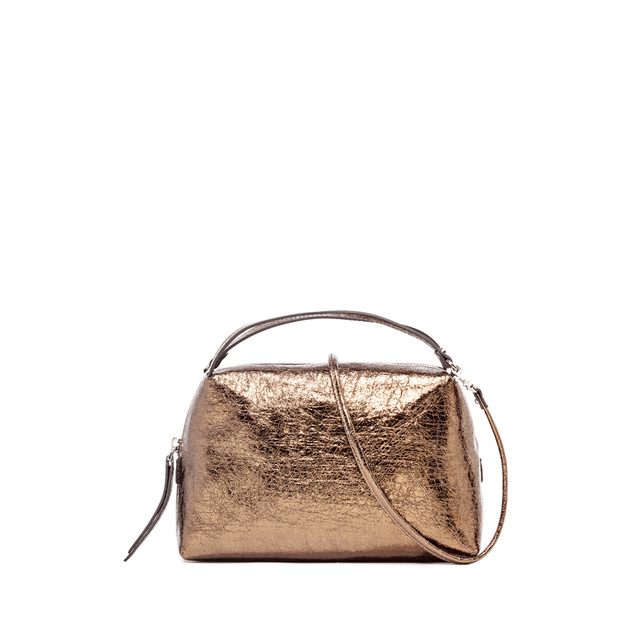GIANNI CHIARINI MEDIUM SIZE ALIFA CROSSBODY COLOR BRONZE