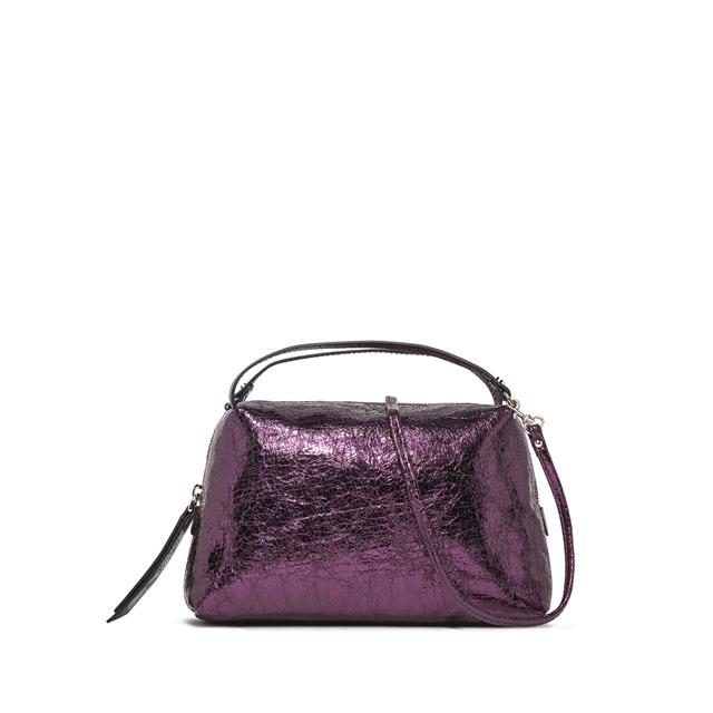 GIANNI CHIARINI: MEDIUM SIZE ALIFA HAND BAG COLOR VIOLET