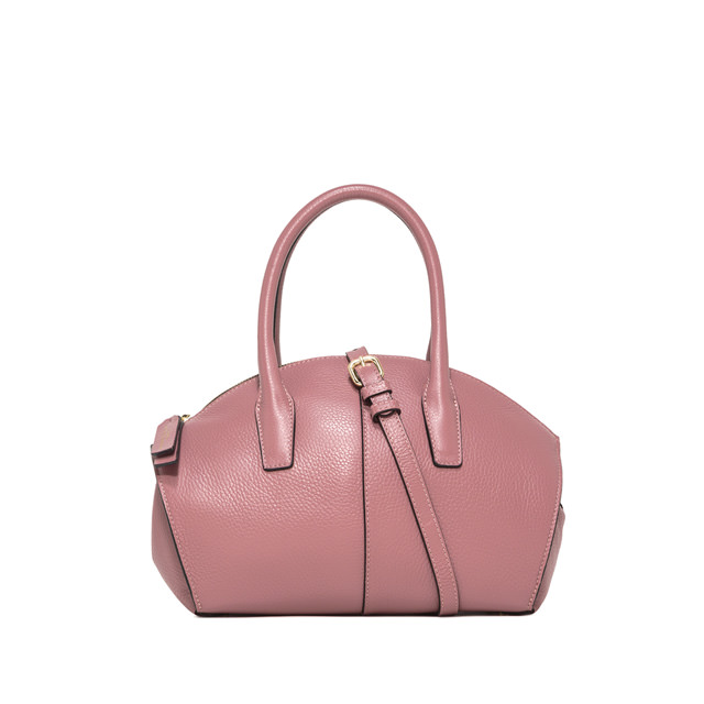 GIANNI CHIARINI MEDIUM SIZE SHELL HAND BAG COLOR PINK