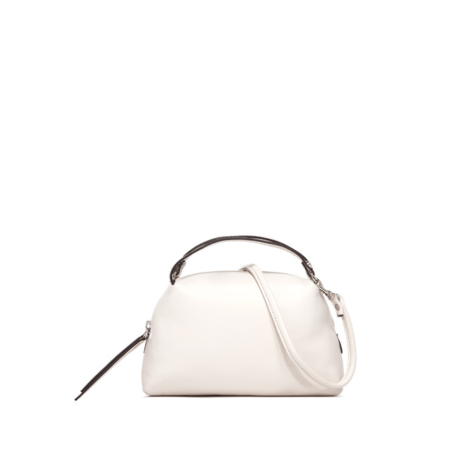 GIANNI CHIARINI: SMALL ALIFA HAND BAG COLOR WHITE
