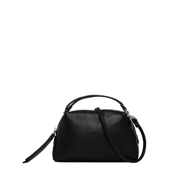GIANNI CHIARINI: SMALL ALIFA HAND BAG COLOR BLACK
