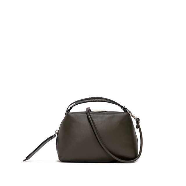 GIANNI CHIARINI: SMALL ALIFA HAND BAG COLOR GREEN