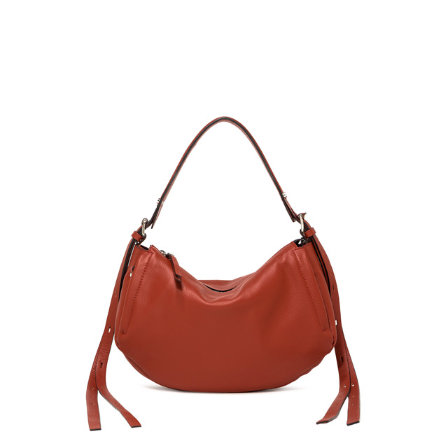GIANNI CHIARINI MEDIUM SIZE DARLEEN SHOULDER BAG COLOR RED