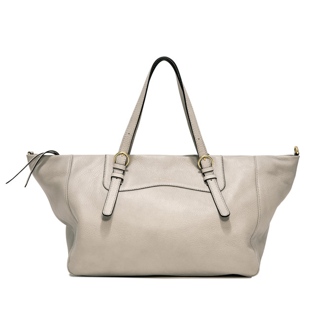 GIANNI CHIARINI MEDIUM SIZE GINEVRA SHOULDER BAG COLOR BEIGE
