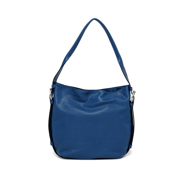 GIANNI CHIARINI HARLEY MEDIUM BLUE CROSSBODY BAG