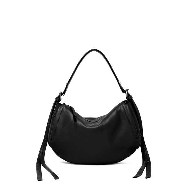 GIANNI CHIARINI DARLEEN SHOULDER BAG COLOR BLACK