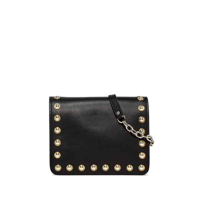 GIANNI CHIARINI MEDIUM SIZE POCHETTE COLOR BLACK