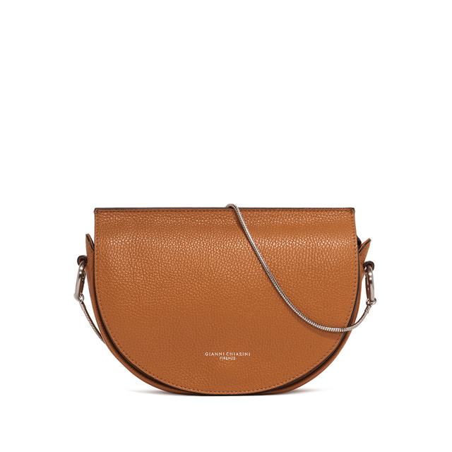 GIANNI CHIARINI LARGE DOLLY CROSSBODY ORANGE