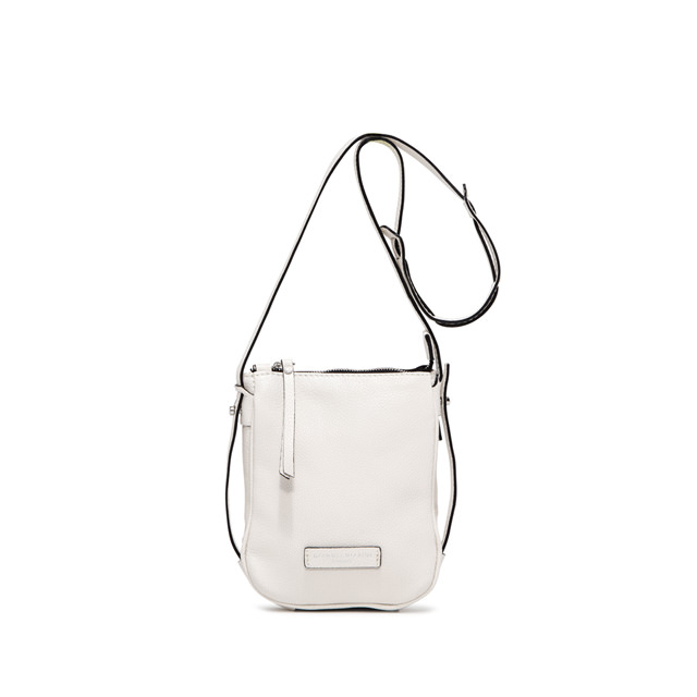 GIANNI CHIARINI MEDIUM-SIZE ILARY CROSSBODY BAG COLOR WHITE