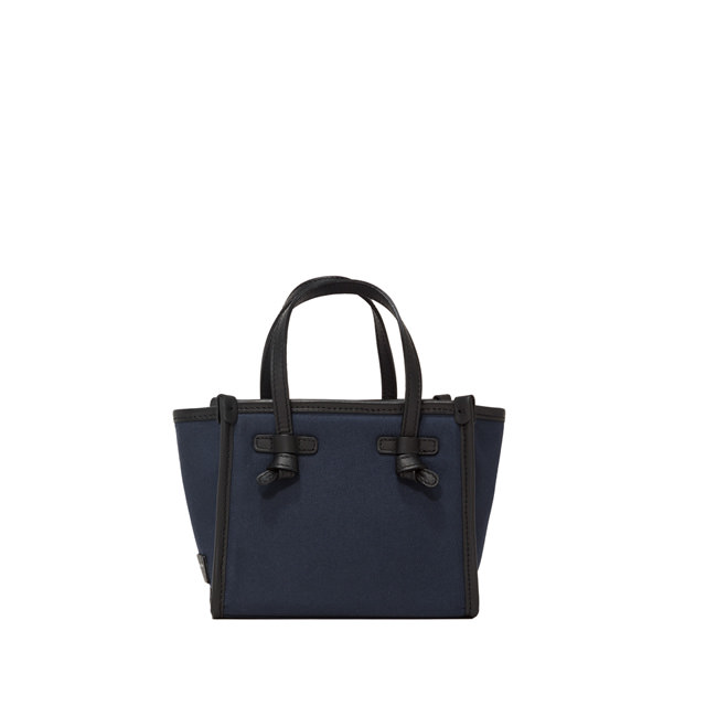 GIANNI CHIARINI BORSA MINI MISS MARCELLA SMALL BLU