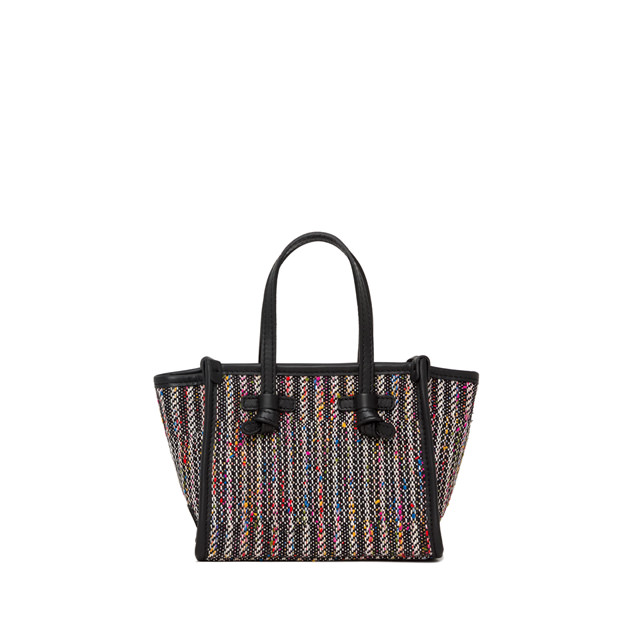 GIANNI CHIARINI BORSA MINI  MISS MARCELLA SMALL NERO