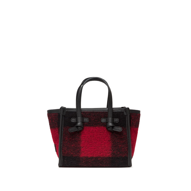 GIANNI CHIARINI MINI BAG SMALL SIZE MARCELLA COLOR RED