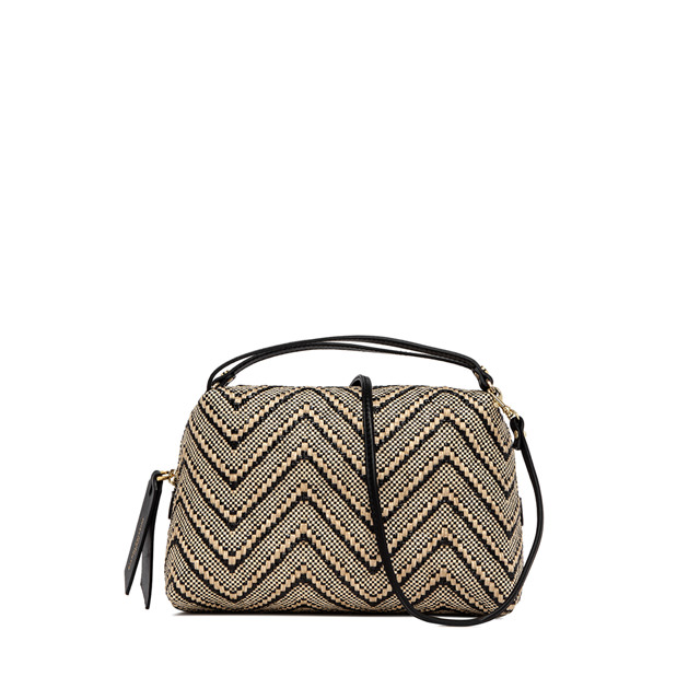 GIANNI CHIARINI BORSA MINI ALIFA MEDIA BEIGE
