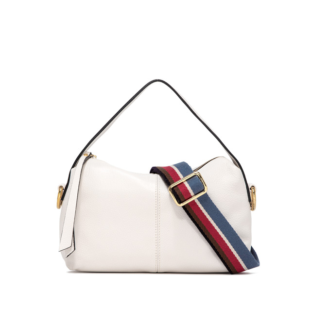 GIANNI CHIARINI SMALL SIZE MINI GIORGIA BAG COLOR WHITE