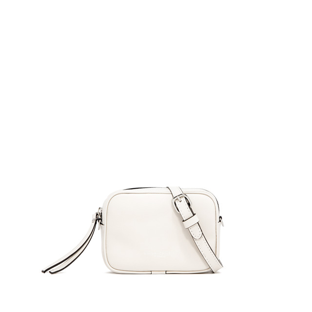 GIANNI CHIARINI: SMALL SIZE MINI HOLLY BAG COLOR WHITE