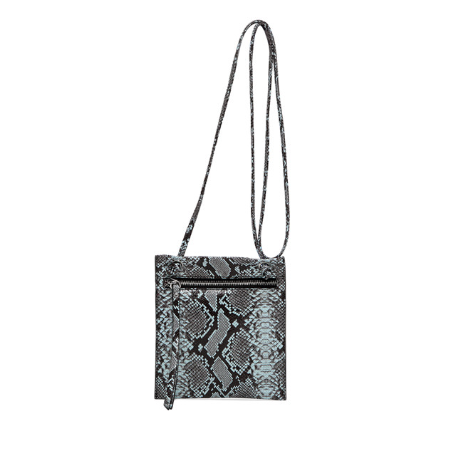 GIANNI CHIARINI: BORSA MINI POLLY MEDIUM CELESTE