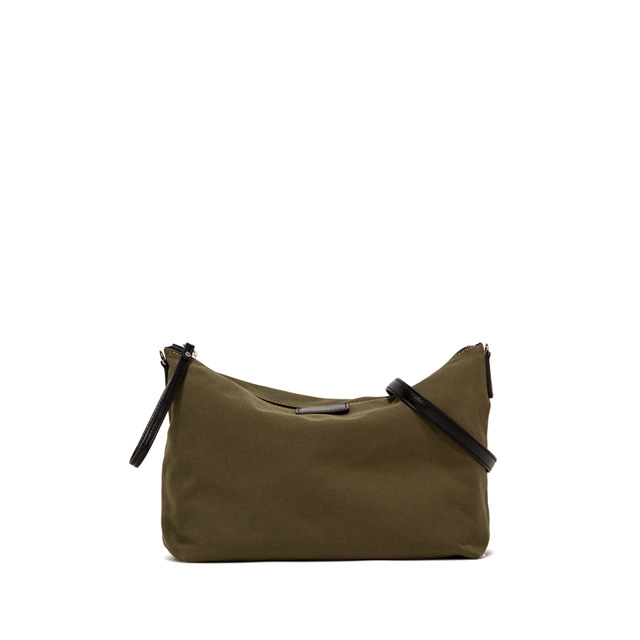GIANNI CHIARINI: MARCELLA POCKET EMPTIER CANVAS