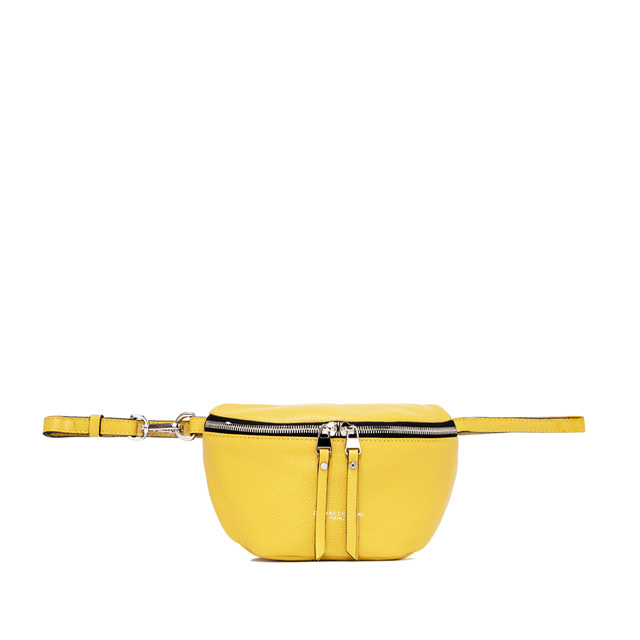 GIANNI CHIARINI: MARSUPIO KOALA MEDIUM GIALLO