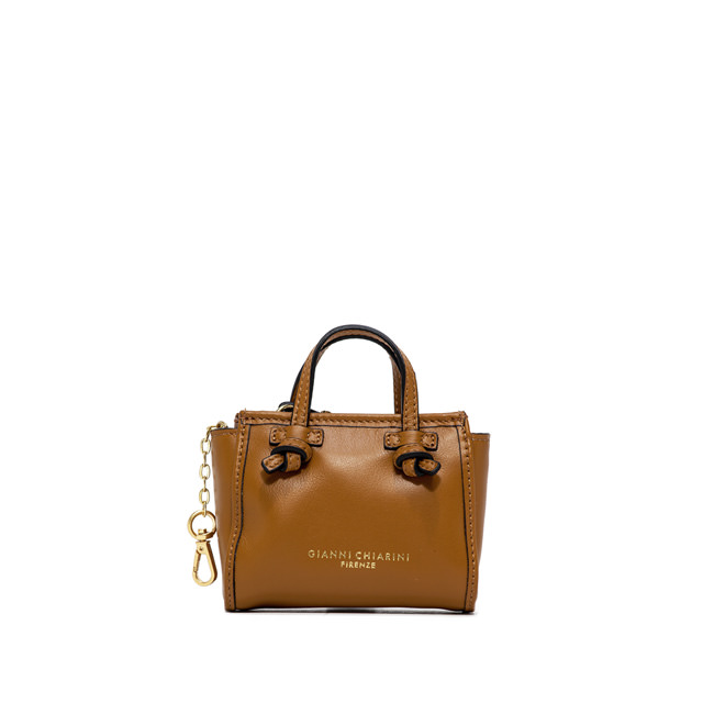 GIANNI CHIARINI MICRO MARCELLA COLOR BROWN