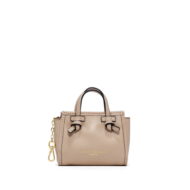GIANNI CHIARINI: MICRO MARCELLA COLOR BEIGE
