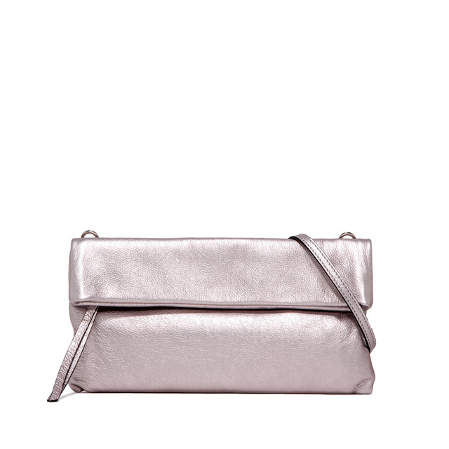 GIANNI CHIARINI CHERRY  MEDIUM  PINK  CLUTCH  BAG