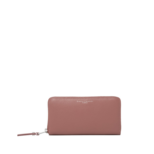 GIANNI CHIARINI LARGE SIZE ESSENTIAL WALLET COLOR PINK
