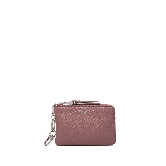 GIANNI CHIARINI: MEDIUM SIZE ESSENTIAL WALLET COLOR PINK