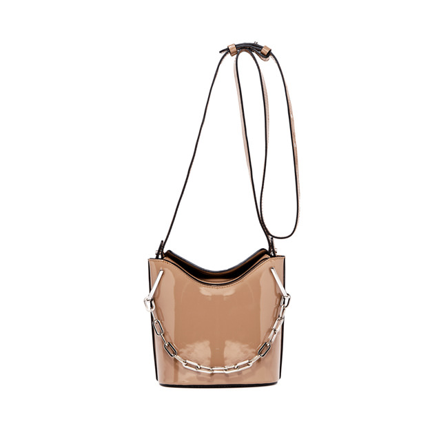 GIANNI CHIARINI SECCHIELLO SOPHIA BUCKET MEDIUM NUDE
