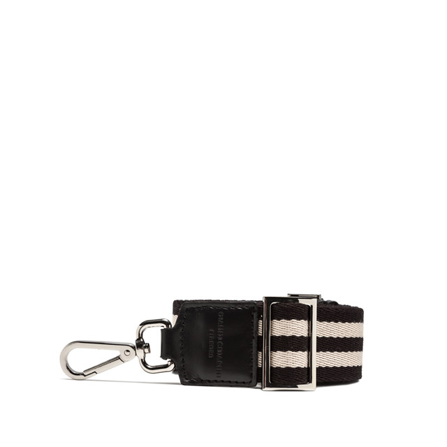 GIANNI CHIARINI 5 STRIPES SHOULDER STRAP